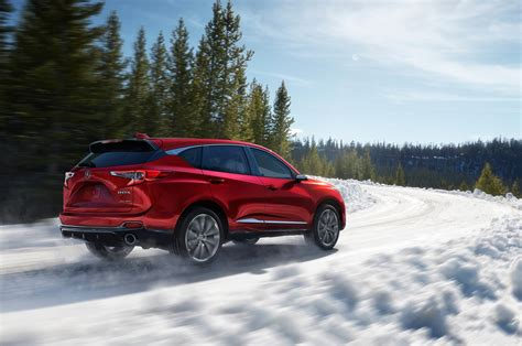 2019 Acura Rdx Prototype First Look Larger, Stiffer, More