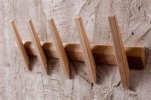 Designer Garderobe Holz : design garderobenleiste aus holz metro tangent 5 aus dk ~ Sanjose-hotels-ca.com Haus und Dekorationen