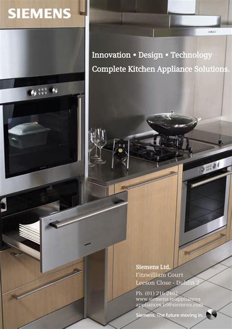 designed kitchen appliances siemens ireland design source gt kitchen appliances 3213