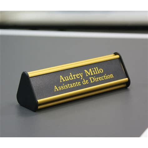 porte nom bureau 28 images porte noms chevalet de table en pvc 105 x 297 mm durable porte