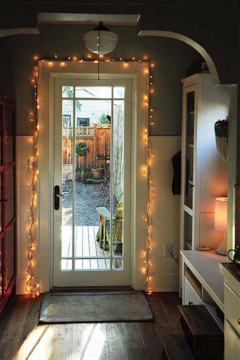 kitchen string lights 45 inspiring ways to decorate your home with string lights 3205