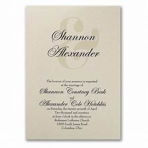 2016 wedding invitation trends enlarged names together for How to print names on wedding invitations