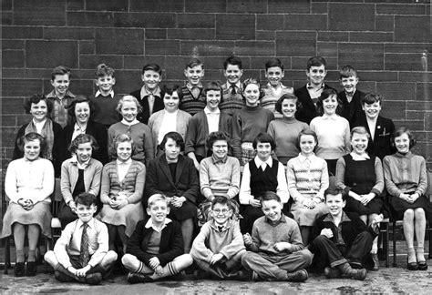 Catrine Primary School Photo 1957  Catrine Primary School