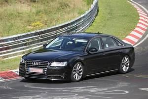 Audi S8 2017 : 2018 audi s8 will have 580 hp new a8 w12 coming with more torque autoevolution ~ Medecine-chirurgie-esthetiques.com Avis de Voitures