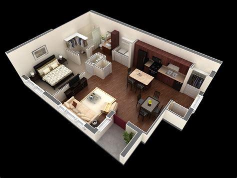 Two Bedroom Floor Plans Gallery