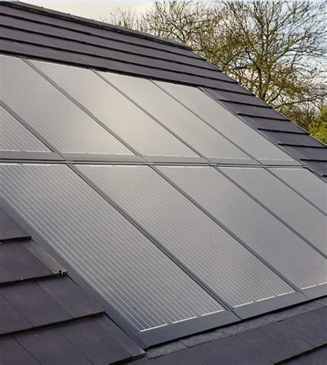 sunstation  roof integrated solar pv system