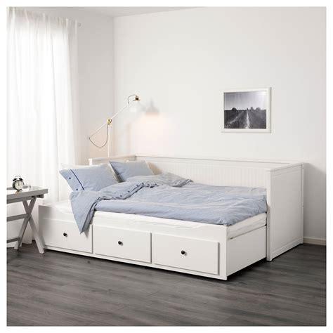 Hemnes Ikea Bett  Weiß  140×200 Cm  Tagesbett Web
