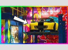 GTA 5 LOWRIDERS DLC Update Secret Details In Benny's