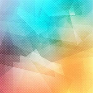 Abstract background with a geometric design Vector | Free ...