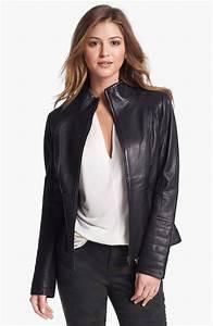 Best Women Leather Blazer Photos 2017 – Blue Maize
