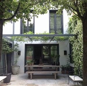 Pflanzen Für Pergola : 25 best steel pergola ideas on pinterest pergolas wooden pergola and pergola shade covers ~ Sanjose-hotels-ca.com Haus und Dekorationen