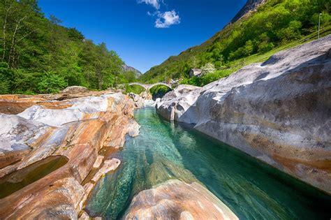 Die Schönsten Naturpools Der Schweiz