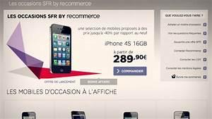 Iphone 6 Occasion Sfr : telephone occasion pas cher ~ Medecine-chirurgie-esthetiques.com Avis de Voitures