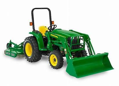 Compact Tractor Deere 3038e John Utility Comparison