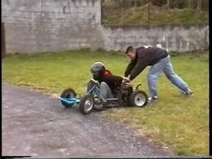 Karting A Moteur : karting 125 proto moteur vespa youtube ~ Melissatoandfro.com Idées de Décoration