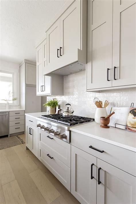 kitchen cabinet style flat panel shaker style kitchen
