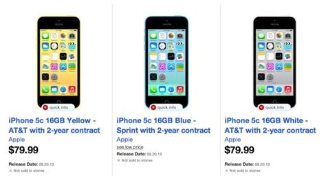 iphone 5c no contract target also selling the iphone 5c for 79 99 on contract