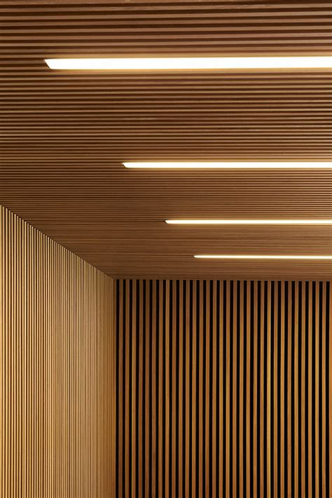 neon pour cuisine wood slats add texture and warmth to these homes
