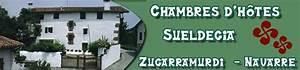 chambres d39hotes sueldegia zugarramurdi pays basque With chambres d hotes pays basque espagnol