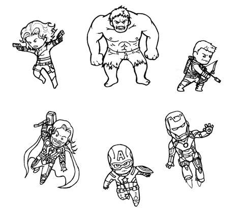 avengers assemble by b dangerous on deviantart