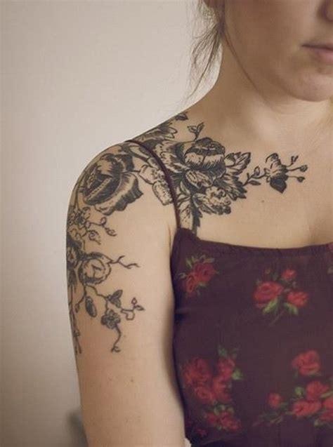 40 schulter ideen f 252 r m 228 nner und frauen tattoos