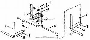 Snapper 250815b Rear Engine Rider Series 15 Parts Diagram