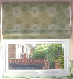 Fabric Roman Shade Blinds