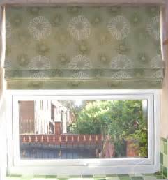 Fabric Roman Shade Blinds