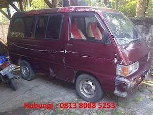 Daihatsu Zebra 1 3 Tahun 1990 Merah