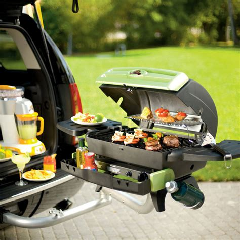 Margaritaville Portable Tailgating Grill   The Green Head