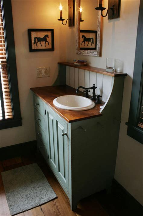 primitive bathroom vanity ideas st louis 10 primitive log cabin kitchen bar bathroom