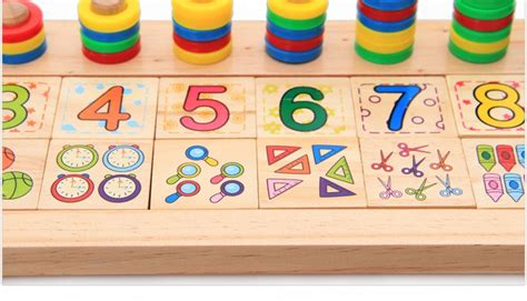 early learning counting kit  shipping worldwide