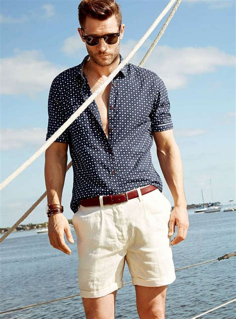 50+ Most Suitable Mens Beach Outfit for Summer Holiday 2017 https//montenr.com/50-most-suitable ...