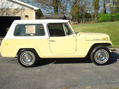 1970 jeep commando find used 1970 jeepster commando 4wd in flat rock north