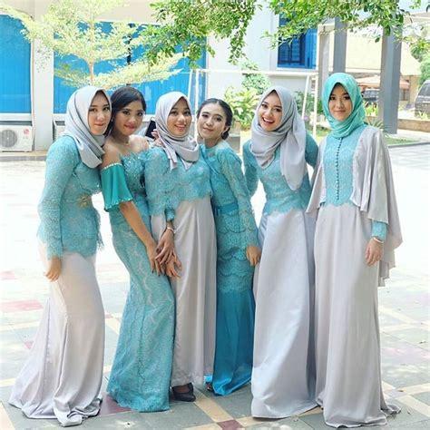 fesyen baju kebaya moden  terkini casual modis