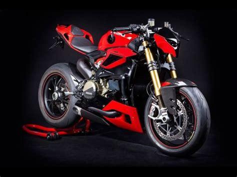 Concept D'une Ducati 1199 Roadster Par Hertrampf. (photo