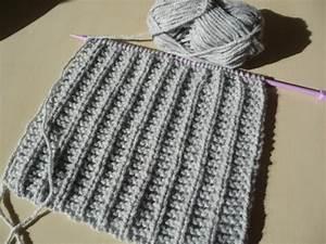 Echarpe Homme Tricot : quel point pour tricoter un snood laine et tricot ~ Melissatoandfro.com Idées de Décoration
