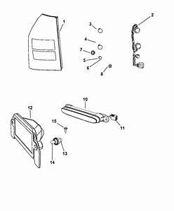 Dodge Magnum Tail Light Wiring Diagram