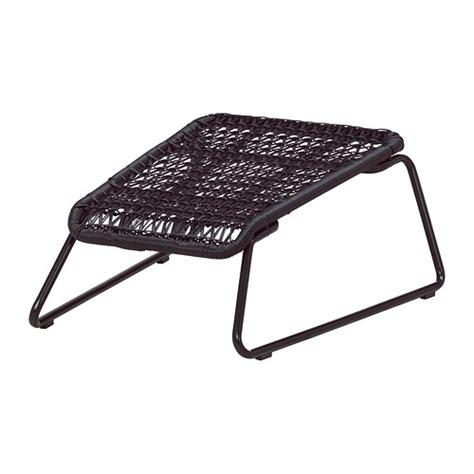 h 214 gsten footstool outdoor black ikea