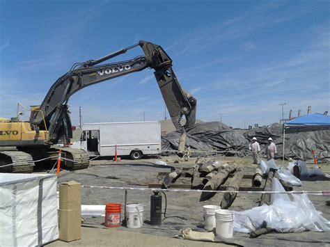 asbestos abatement services aws construction services