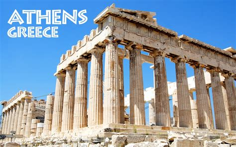 Athens Greece Travel Guide Just Globetrotting
