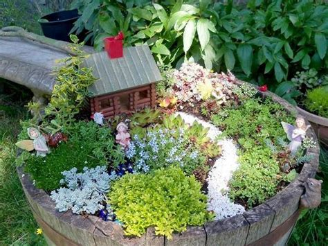 how to make a garden how to create a garden in a container flea market
