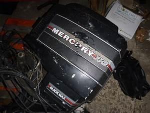 Mercury Xr2 Black Max Outboard Motor
