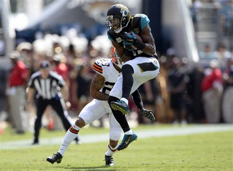 Jags place Allen Robinson on injured reserve ...