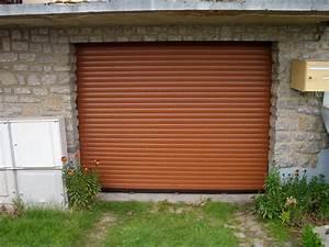 Volet Roulant Garage : volet roulant de porte de garage ~ Melissatoandfro.com Idées de Décoration