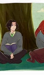 Pin by Maria on Severus Snape   Snape and lily, Harry ...