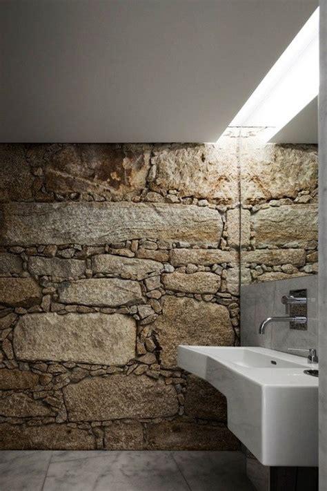 wonderful stone bathroom designs digsdigs