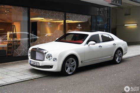 Bentley Mulsanne 2009  19 January 2018 Autogespot