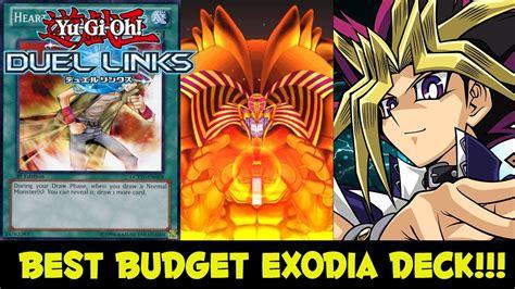 Exodia Deck Duel Links by Best Budget Exodia Deck For Yu Gi Oh Duel Links Yu Gi