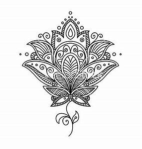 Image result for lotus mandala coloring pages | wood ...